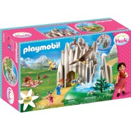 HEIDI Playset HEIDI CLARA and PETER AT LAKE Playmobil 70254