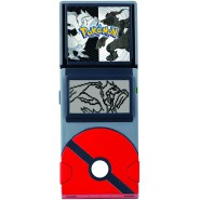ONLY FRENCH LANGUAGE - Pokemon Eletronic POKEDEX Black And White ORIGINAL Jakks Pacific