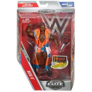 BIG E Action FIGURE 15cm ELITE Collection Deluxe WWE Wrestling Original Mattel DXJ43