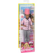 BARBIE Carrier CUPCAKE CHEF Original Mattel DVF54