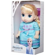 Figure Doll Young ELSA Toddler 30cm from FROZEN 2 MOVIE Official DISNEY Jakks Giochi Preziosi