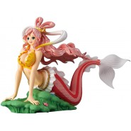 ONE PIECE Figure Statue Princess SHIRAHOSHI Mermaid 15cm GLITTER & GLAMOURS Version A Banpresto