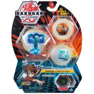 BAKUGAN Starter Set Pack HYDRANOID BASE 1 Ultra 2 Normal etc. Original Spin Master
