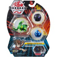 BAKUGAN Starter Set Pack TRUNKANIOUS BASE 1 Ultra 2 Normal etc. Original Spin Master
