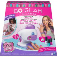 Playset NAIL SALON GO GLAM New 2020 Also Feet ORIGINAL Cool Maker