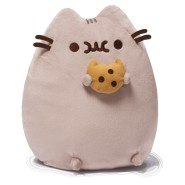 PUSHEEN PLUSH Version WITH COOKIE 24cm Original OFFICIAL