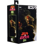 GODZILLA Head To Tail Action Figure 15cm from GODZILLA Vs BIOLLANTE 1989 ORIGINAL Neca 65 anniv 42900