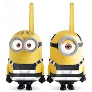 MINIONS DESPICABLE ME  Pair 2 WALKIE TALKIE Minion Original IMC Toys