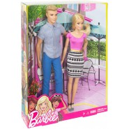 BARBIE and KEN Special 2-PACK Box Original Mattel DLH76