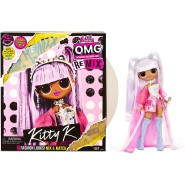 Fashion Doll KITTY K Serie DISCO REMIX With MUSIC Sound O.M.G. Fashion ORIGINAL L.O.L. Surprise MGA LOL OMG