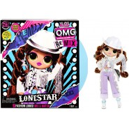 Fashion Doll LONESTAR Serie DISCO REMIX With MUSIC Sound O.M.G. Fashion ORIGINAL L.O.L. Surprise MGA LOL OMG