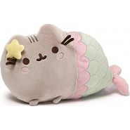 PUSHEEN PLUSH Version MERMAID 30cm Original OFFICIAL Gund