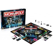 MONOPOLY Version RIVERDALE Game ITALIAN Sit Com TV Serie Hasbro
