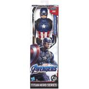 Figure CAPTAIN AMERICA Avengers 30cm TITAN HERO SERIE Original HASBRO A4809 MARVEL