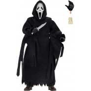 GHOST FACE Figure from SCREAM 18cm CLOTHED Original NECA 32420