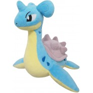 POKEMON LAPRAS Water Plush Soft Toy 20cm POCKET MONSTERS ORIGINAL Sanei