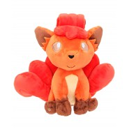 POKEMON VULPIX Fox Plush Soft Toy 20cm POCKET MONSTERS ORIGINAL Sanei