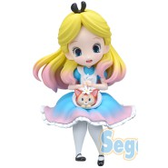 Figure Statue For Collector 13cm ALICE In Wonderland SPRINKLES SUGAR Pink Ver DISNEY