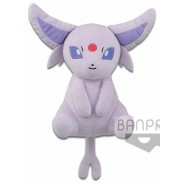 POKEMON Wonderful Plush ESPEON I Love Eevee 30cm Soft Original Banpresto Japan