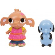 BING Box Blister 2-pack 2 Figures SULA and AMMA 6cm Original GIOCHI PREZIOSI