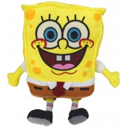 Plush 30cm BOB From Spongebob Squarepants Animated Cartoon ORIGINAL Play By Play