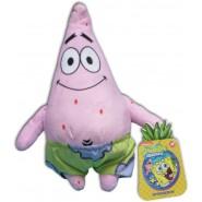 Plush 20cm PATRICK STAR From Spongebob Squarepants Animated Cartoon ORIGINAL Play By Play