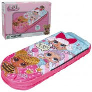 LOL READY BED All In One Sleepover Solution With Pump And Carry Bag L.O.L.