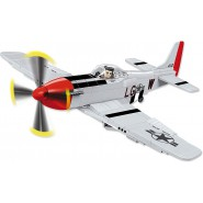 Playset AIRPLANE Plane P-51D MUSTANG Constructions TOP GUN MAVERICK COBI 5806 Building Blocks 265 pieces