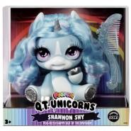 POOPSIE Q.T. Unicorns SHANNON SHY 12cm With Hairbrush ORIGINALE MGA