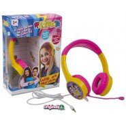 ME CONTRO TE HeadSet With Microphone Official SPIN WATCH Giochi Preziosi