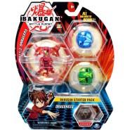 BAKUGAN Starter Set Pack DRAGONOID Normal BASIC 1 Ultra 2 Normal etc. Original Spin Master