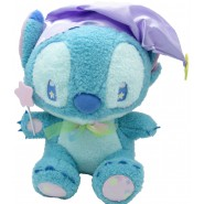 Plush BABY STITCH Wizard 30cm Open Arms Original Official SEGA Disney Soft Toy
