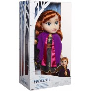 Figure Doll Adventure ANNA 35cm with Boots from FROZEN 2 Official DISNEY Giochi Preziosi