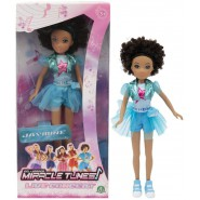 JASMINE Miracle Tunes Doll 25cm Idol Warrior LIVE CONCERT Original GIOCHI PREZIOSI