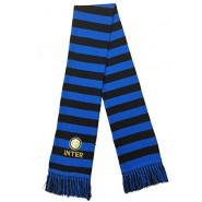 TUBOLAR Double SCARF with NARROW LINES Original INTER Internazionale FC Official