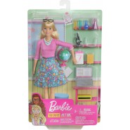 BARBIE School teacher Playset LAPTOP Doll and Extra Original Mattel GJC23