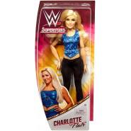 CHARLOTTE FLAIR Action FIGURE 30cm WWE Superstar Wrestling Original Mattel FGW24