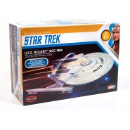 STAR TREK Model Snap Kit ENTERPRISE NCC-1864 U.S.S. RELIANT Scale 1:1000 Polar Lights 975M