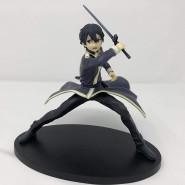 Figure Statue 22cm KIRITO Alicization EXQ from SWORDS ART ONLINE Banpresto