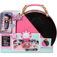 Big Playset FASHION HAIR SALON with EXCLUSIVE DOLL Official ORIGINAL L.O.L. SURPRISE LOL