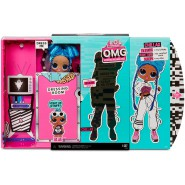 Figure Doll CHILLAX Limited Edition O.M.G. Fashion ORIGINAL L.O.L. Surprise MGA LOL OMG
