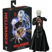 PINHEAD from HELLRAISER Action Figure 20cm Ultimate Version Original NECA 33103