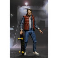 FIGURE Ultimate MARTY McFLY 18cm from PART 1 BACK TO THE FUTURE Original Official NECA