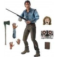 Ultimate ASH from EVIL DEAD 2 Dead By Down ORIGINAL Neca 41957