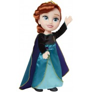 Figure Toddler Doll QUEEN ANNA 35cm Epiloque FROZEN 2 Official Original DISNEY