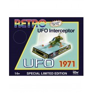UFO INTERCEPTOR 1971 30cm Die Cast SPECIAL Edition RETRO Limited Numbered