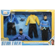 Action Figure 18cm SPOCK From Star Trek  With Accessories Marty Abrams MEGO