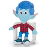Plush ONWARD Character IAN Red Shirt 35cm ORIGINAL Movie Disney Pixar