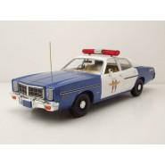 Model DieCast 1978 DODGE MONACO 1/18 27cm Car CAMP CRYSTAL LAKE POLICE Greenlight ARTISAN