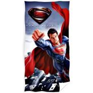 SUPERMAN Beach Bath Big Towel 70x140cm ORIGINAL Official